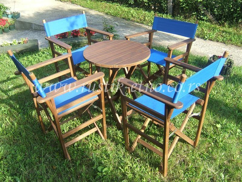 Režiserske stolice