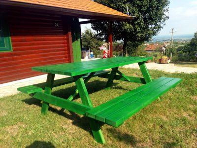 Piknik garnitura